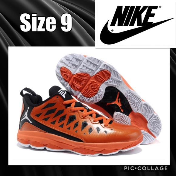 0a2f8645857e Nike Air Jordan CP3 VI Basketball Shoes Size 9. M 5b8d891b4773687ac4497b67